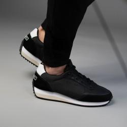 VO7 TORINO Black chaussure homme